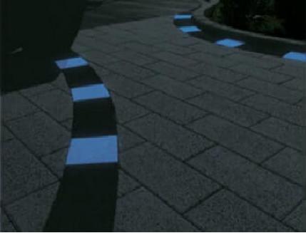 Краска люминесцентная AcmeLight для бетона голубая - интернет-магазин tricolor.com.ua