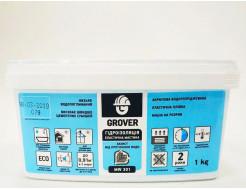 Мастика гидроизоляционная акриловая Grover MW 301 эластичная