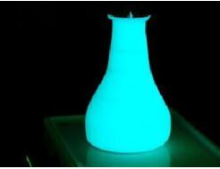 Краска люминесцентная AcmeLight для стекла голубая (обжиговая)