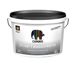 Краска фасадная силикатная Capatect Standard Silikat Fassadenfarbe B3