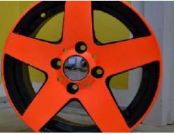 Краска люминесцентная AcmeLight для металла (2К) оранжевая - интернет-магазин tricolor.com.ua