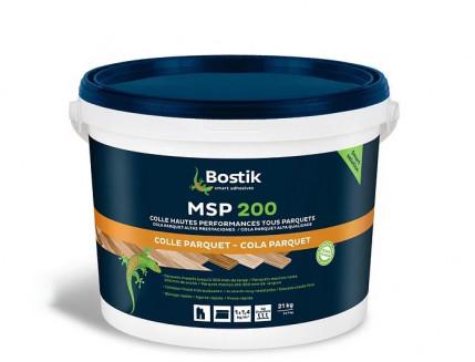 Клей паркетный Bostik MSP 200 влагоустойчивый универсальный - интернет-магазин tricolor.com.ua