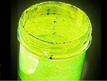 Краска люминесцентная AcmeLight для пластика (2К) желтая - интернет-магазин tricolor.com.ua