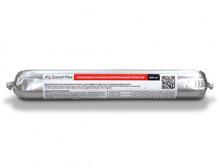 Герметик полиуретановый A4Sound Flex для звукоизоляции