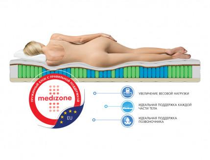 Ортопедический матрас Vegas Zen Pocket Spring 80х200 - изображение 3 - интернет-магазин tricolor.com.ua