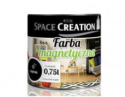 Краска акриловая магнитная Space Creation - интернет-магазин tricolor.com.ua