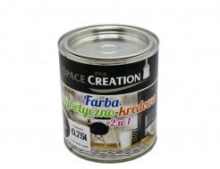 Интерьерная магнитно-грифельная краска Space Creation 2 в 1 - интернет-магазин tricolor.com.ua