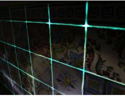 Затирка люминесцентная для швов AcmeLight Grout голубая - интернет-магазин tricolor.com.ua