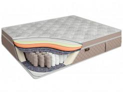 Ортопедический матрас Come-For Dynasty Borbone Royal Бурбон Pocket Spring 80х200 односторонний - интернет-магазин tricolor.com.ua