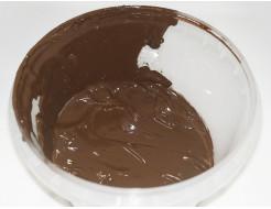 Краска пластизольная коричневая АКЦИЯ! (образец ≈100 г) - интернет-магазин tricolor.com.ua