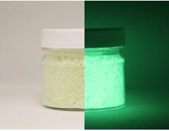 Люминесцентный пигмент Люминофор зеленый Tricolor DLO-7E/500 микрон
