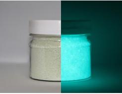 Люминесцентный пигмент Люминофор голубой Tricolor BLO-7E/500 микрон