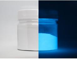 Люминесцентный пигмент Люминофор цветной Tricolor SkyBlue синий - интернет-магазин tricolor.com.ua