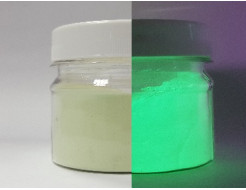 Купить Пигмент Люминофор зеленый Tricolor WDLO-7D/100-120 микрон - 1