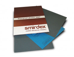 Бумага для мокрой шлифовки Smirdex 270 лист 230х280 мм зерно 150