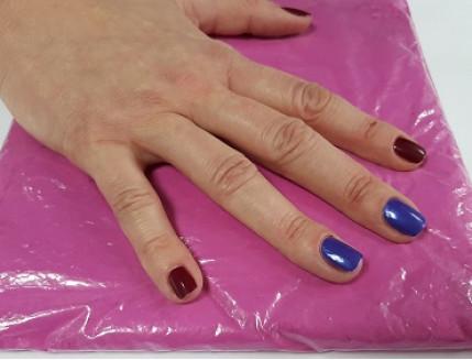 Пигмент термохромный +31 Tricolor розовый - изображение 3 - интернет-магазин tricolor.com.ua