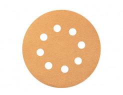 Бумага для сухой шлифовки Smirdex 820 круг 125 мм зерно 800