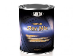 Грунт акриловый Mixon Primer Zinc Mix для холодного цинкования профессиональный - интернет-магазин tricolor.com.ua