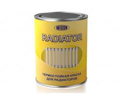 Краска акриловая Mixon Radiator для радиаторов белая