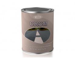 Краска алкидная Mixon Drom для асфальта белая