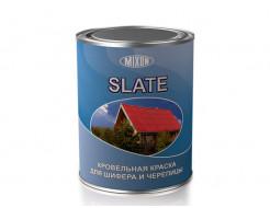Краска для шифера Mixon Slate коричневая