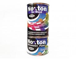 Флуоресцентная краска для дерева NoxTon for Wood белая