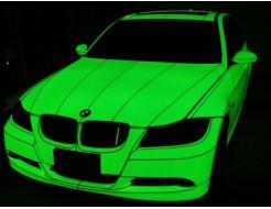 Купить Краска флуоресцентная AcmeLight для металла (2К) зеленая