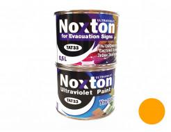 Флуоресцентная краска для систем безопасности NoxTon for Evacuation Signs темно-желтая