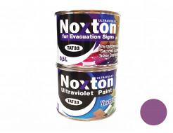 Флуоресцентная краска для систем безопасности NoxTon for Evacuation Signs фиолетовая