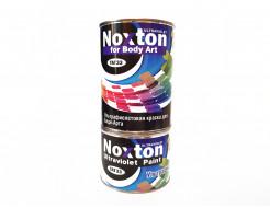 Флуоресцентная краска для боди-арта NoxTon for Body Art белая