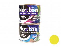 Флуоресцентная краска для водной среды NoxTon for Water Area желтая