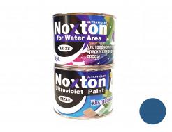 Флуоресцентная краска для водной среды NoxTon for Water Area темно-синяя