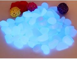 Светящиеся пластиковые камни AcmeLight PVC голубое - интернет-магазин tricolor.com.ua