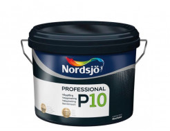 Краска для стен Sadolin Pro P10 база BM полуматовая моющаяся