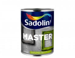 Эмаль алкидная универсальная Sadolin Master 30 база ВС полуматовая - интернет-магазин tricolor.com.ua