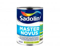 Краска алкидно-эмульсионная Sadolin Novus 15 база ВМ полуматовая