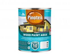 Краска фасадная Pinotex Wood Paint Aqua белая - интернет-магазин tricolor.com.ua