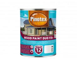 Краска фасадная масляная Pinotex Wood Paint Duo VX+ белая