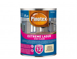 Лазурь фасадная Pinotex Wood Paint Extreme Lasur самоочищающаяся - интернет-магазин tricolor.com.ua