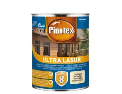 Лазурь фасадная Pinotex Ultra Lasur лаковая с УФ защитой - интернет-магазин tricolor.com.ua