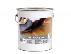 Лак паркетный Synteko Urethane 20 для твердого и мягкого дерева полуматовый
