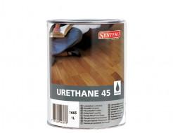 Лак паркетный Synteko Urethane 45 для твердого и мягкого дерева полуглянцевый