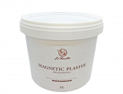 Штукатурка магнитная Le Vanille Pro Magnetic Plaster - интернет-магазин tricolor.com.ua
