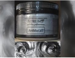 Декоративная краска с эффектом металлик  Aurum AtrMetall темное серебро - интернет-магазин tricolor.com.ua