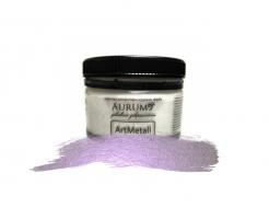 Декоративная краска с эффектом металлик  Aurum AtrMetall хамелеон
