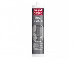 Герметик термостойкий силикатный Casco Heat +1500