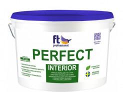 Краска интерьерная FT Pro Perfect Interior глубокоматовая база А - интернет-магазин tricolor.com.ua