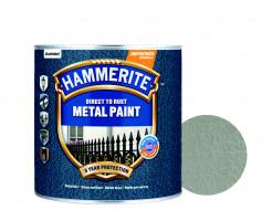 Краска антикоррозийная Hammerite 3 в 1 молотковая Серебристо-серая - интернет-магазин tricolor.com.ua