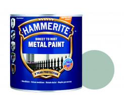 Краска антикоррозийная Hammerite 3 в 1 гладкая Серебристая - интернет-магазин tricolor.com.ua