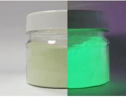 Люминесцентный пигмент Люминофор зеленый Tricolor 100-120 микрон